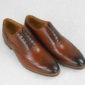 JW Genuine Leather Brown Brogue