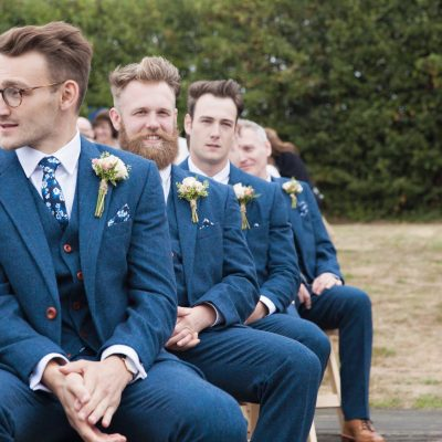 WEDDING TWEED SUIT