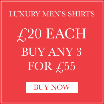 luxury men's shirts