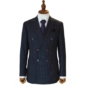 Royal Navy Pinstripe Double Breasted Suit