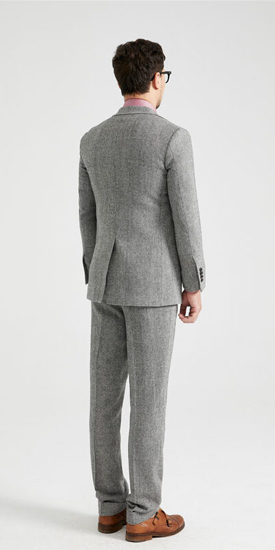 POW20 3 Piece Combination Tweed Suit