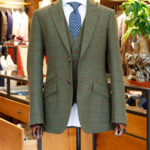 Country Heritage Green Plaid Tweed Suit
