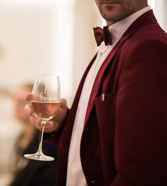 Dinner suits made with precision craftsmanship